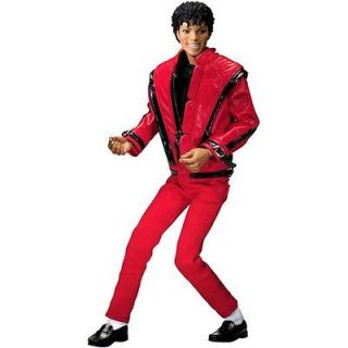 NEW PLAYMATES TOYS MICHAEL JACKSON Thriller PV Collection Doll ACTION
