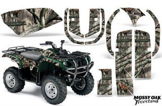 AMR Yamaha Grizzly ATV 660 Quad Sticker Graphic Kit Decal Accessories