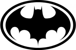 BATMAN Snowboard Decal Sticker Graphic *Colour Choice*