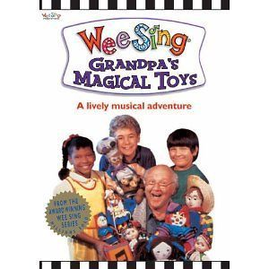 Wee Sing   Grandpas Magical Toys ~ New DVD ~Kids 1   8