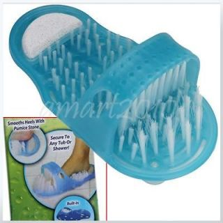 Shower Feet Foot Cleaner Scrubber Washer Bath Brush Massager Fit All