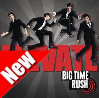 big time rush cd