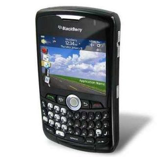 MINT RIM Blackberry Curve 8320 WIFI BLACK T Mobile AT&T Cell Phone