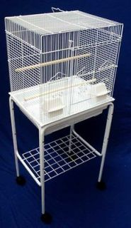 hanging bird cage stand in Cage Stands
