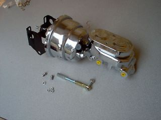 Power brakes FORD TRUCK , CHROME,1957 19 72, F 100, F 250 CHROME with