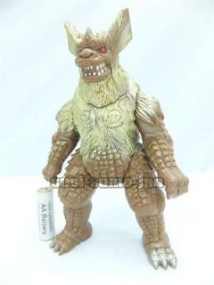 KING CAESAR VINYL FIGURE 1993 BANDAI MADE IN JAPAN Godzilla kaiju