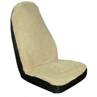 TAN FORD BRONCO MUSTANG FUSION BUCKET SEAT COVERS CAR TRUCK SUV