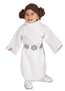 (size 2 4) Princess Leia Baby Costume   Star Wars Princess Costumes