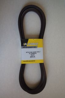 CUB CADET / MTD 754 0642 954 0642 54 DECK BELT (mt136)