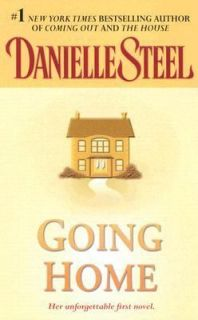 Going Home, Danielle Steel, Acceptable Book