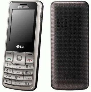 LG A155 Dual Sim Mobile Phone Brand New