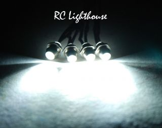 RC Light 4 LED Light set For RPMs Front Canister Light Bar #80922 4W