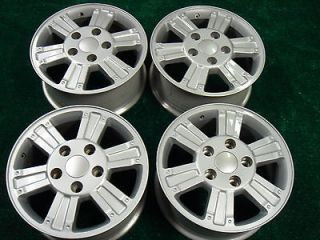 Toyota Tundra Sequoia 18 OEM Alloy Silver Wheels Rims