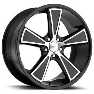 Summit Racing Series 431 Hustler Black Wheel 18x9.5 5x120mm BC