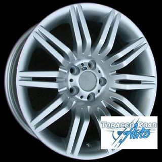 19 8.5/9.5 Staggered Alloy Wheels for 2004 2010 BMW 5 Series 545 550