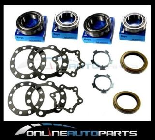 Rear Wheel Bearing Kits Toyota Landcruiser Drum Brake (Fits Toyota