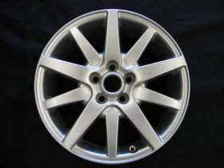 JAGUAR S TYPE 00 ALLOY WHEEL RIM MAG OEM 17 X 7.5 0410