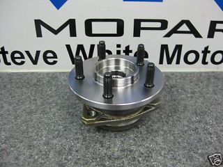 CHRYSLER DODGE MINIVAN FRONT WHEEL BEARING OEM MOPAR (Fits 1997