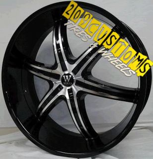 Rims Wheels Tires W626 6x139 7 Cadillac Escalade 2011 2012 2013