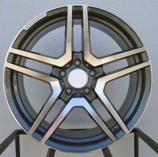 AMG S65 Style Wheels Rims Fit Mercedes CLS350 CLS500 CLS63 2006 2013