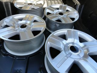 20 Alloy Wheels Rims for 2007 11 Chevy Silverado LTZ Texas Avalanche