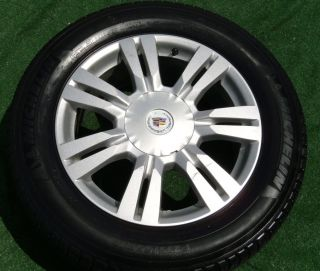 Genuine GM Factory Cadillac SRX Wheels Tires 2010 2011 2012