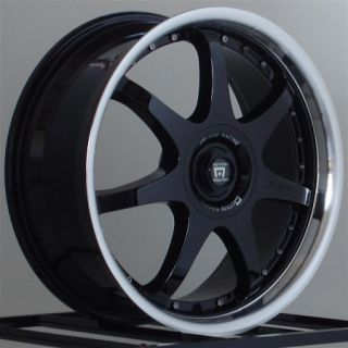 16 inch Wheels Rims Black Honda Civic Accord Scion TC XB XD 5 Lug