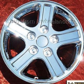 OF 4 NEW 17 DODGE RAM 1500 DURANGO OEM FACTORY CHROME WHEELS RIMS 2265