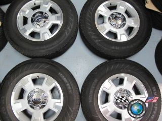 09 11 Ford F150 Expedition Factory 17 Wheels Tires OEM Rims 3781 9L34