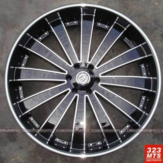 inch SUV Q56 WHEELS & TIRE RIMS VERSANTE VE225 INFINITI RIMS WHEELS