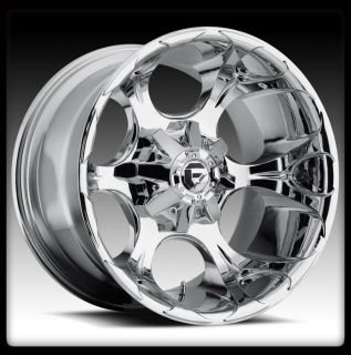 20 Fuel D522 Dune Chrome Wheels Rims Toyo 37x13 50X20LT Open Country