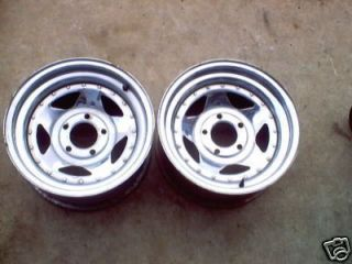 15 x 7 Chrome Wheels Chrome Rims