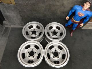 14 Chevy S10 Wheels Sonoma Mag Rims Ford AR Racing Nova Camaro Ranger