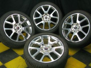 G8 19 Factory GXP Polished Wheels Rims Tires 6651