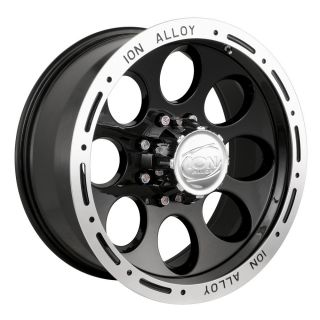 ion Alloy Style 174 Black 5x4 5 w 27 Et 174 5865B Wheels Rims