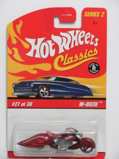 Hot Wheels Classics Series 2 27 30 w Oozie Bronze