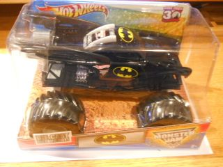 Hot Wheels Monster Jam Truck Batman 1 24 Die Cast Large Scale