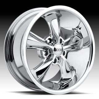 Legend F105 Chrome Charger Magnum Challenger 300C Wheels Rims
