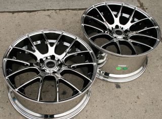 BREMMER KRAFT BR05 20 CHROME RIMS WHEELS BMW E39 E60 5 Series 20 x 8 5