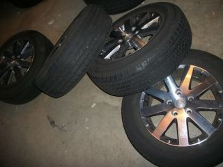 17 Chrysler Town Country Wheels Rims Tires