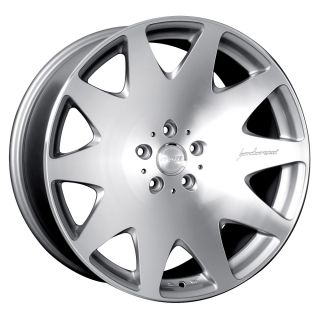 20 MRR HR2 Style Silver Wheels Rims Fit Infiniti G35 G37 Sedan Only