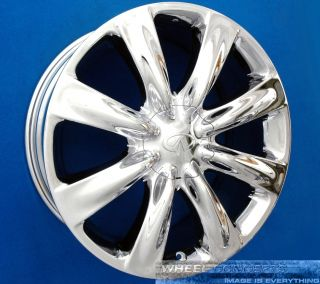 FX45 20 inch Chrome Wheel Exchange FX35 FX 35 45 20 Rims