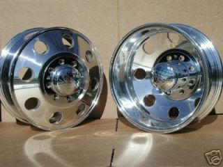 17 Dually Wheels Rims Chevy 3500 Dodge 3500 2WD 4WD Truck
