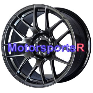 Chromium Black Concave Rims Staggered Wheels Stance 5x114 3 5x100 4 5