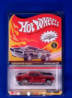 Hot Wheels 2002 Convention 1970 Chevelle SS Spectraflame Paint and