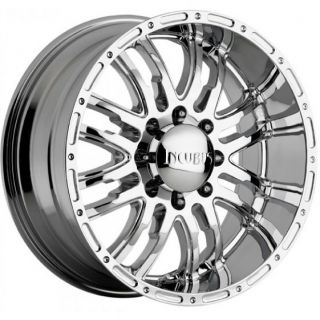 Supernatural 8x6 5 Hummer Avalanche Chrome Wheels Rims Fre Lugs