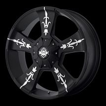 20 inch Black Jeep Wrangler JK Rims Wheels 2007 2011 Rubicon Ulimited
