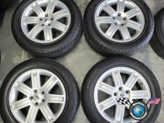 Range Rover HSE LR3 Factory 19 Wheels Tires OEM Rims 72198 255 55 19