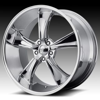 17 VN805 Blvd American Racing Wheels Rims Torq Chevy Ford Dodge Chrome