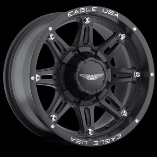 CPP American Eagle Style 027 Wheels Rims 20x9 5x150mm Matte Black